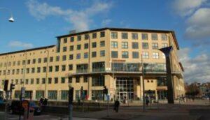 Exteriör Studium Skånegatan